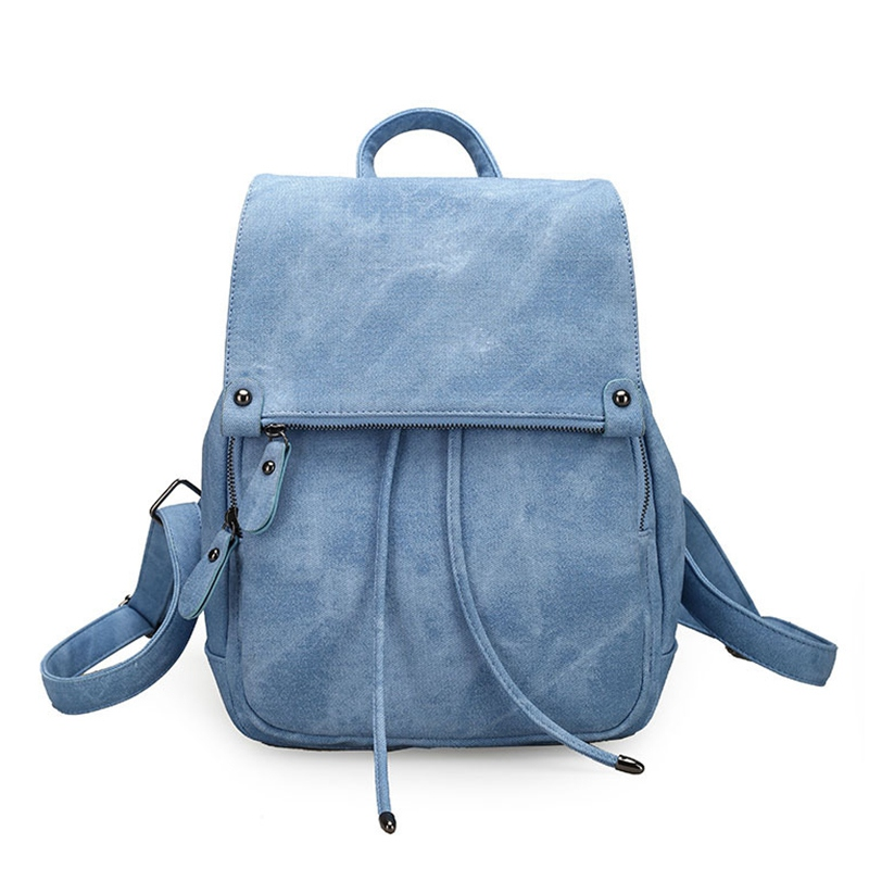 Fashion Backpack Women Preppy Style Girls Schoolbag Casual School Bags for Teenager Girl Elegant Campus Bagpack Travel Backpacks fashion denim backpack preppy style casual shoulders double shoulder bag schoolbag style blue x 59966