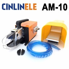 AM-10 Pneumatic Type Terminal Crimping Machine Pneumatics Air Tools Crimp Variety Of Terminals Ferramentas