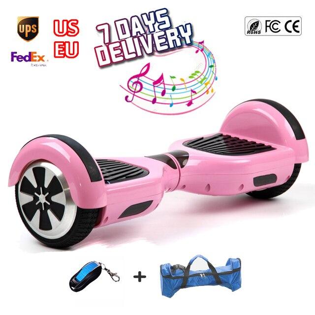 pink hover board smart self balancing electric wheel. Black Bedroom Furniture Sets. Home Design Ideas