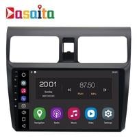 Car Din Radio Android 8 0 GPS Navi For Suzuki Swift 2005 2006 2007 2008 2009