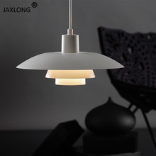 Nordic Style Denmark LED Pendant Lamp Restaurant Simple Personality Lighting Light Fixture Modern Hoome Decor Lights