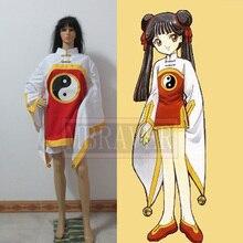 Anime Cardcaptor Sakura RI MEILING cosplay