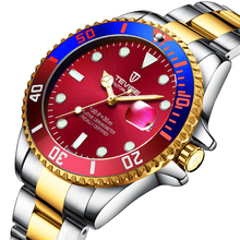 Tevise Watch Men Automatic Luminous Role Date Fashion Luxury Stainless Steel Watch Mechanical Clock Relogio Masculino Gift цена