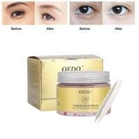 60 piezas oro rosa máscara de ojo del párpado Patch Anti envejecimiento arrugas reducir bolsas ojeras hidratante blanqueamiento piel ojos cuidado