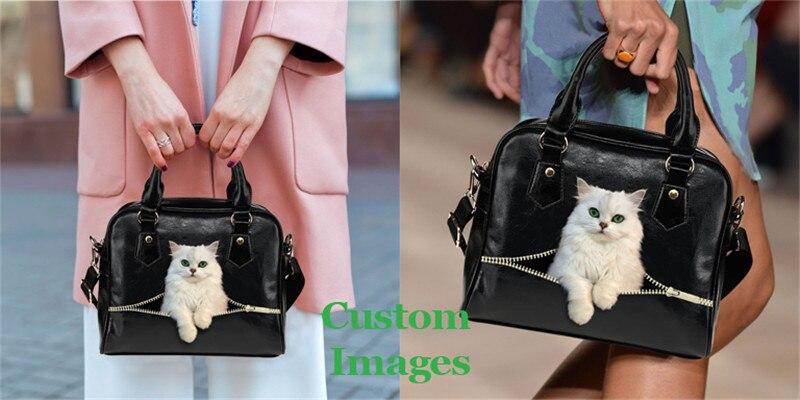 saco de armazenamento de mão de compras diário feminino