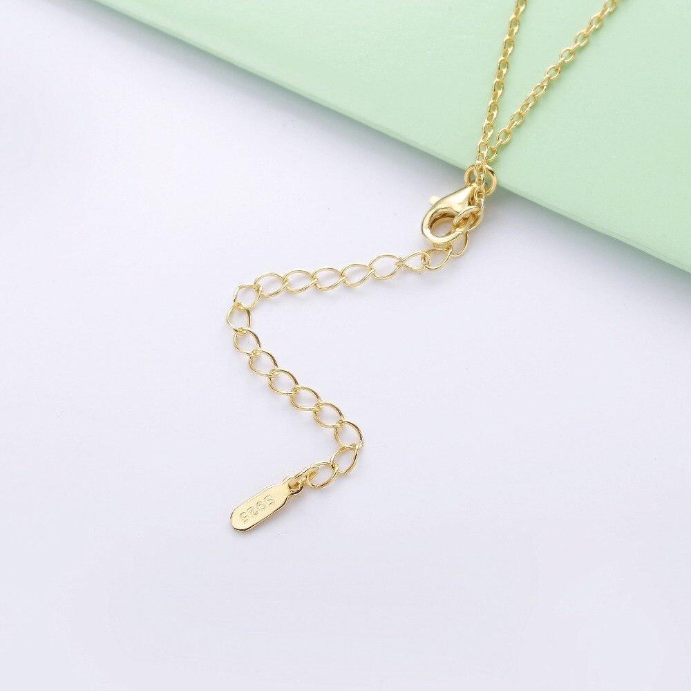 Slovecabin 100% 925 argent Sterling nouveau Design japon trois croix pendentifs collier un Zircon pour hommes mode or couleur bijoux