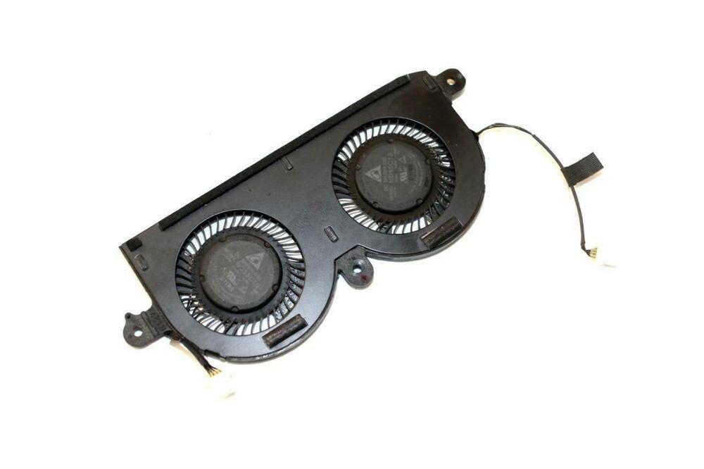Для Dell XPS 13 9370 Процессор охлаждающий вентилятор cooler CN-0980WH 0980WH 980WH ND55C19-16M01 тесты хорошее Бесплатная доставка