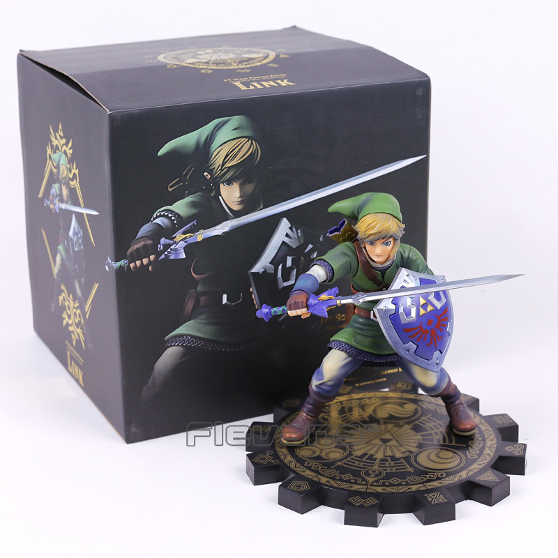 The Legend of Zelda Skyward Sword Link 1/7 Scale PVC Figure Collectible Model Toy