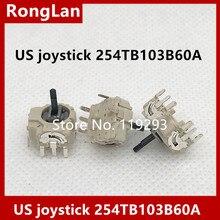 [BELLA] الولايات المتحدة cts عصا التحكم الجهد 254TB103B60A PSV الروك الروك الصغير الكسوف ثلاثة مخصصة 10 قطعة/الوحدة