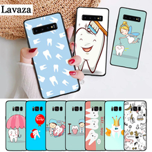 Lavaza Dentist Dental Crowned Tooth Silicone Case for Samsung S6 Edge S7 S8 Plus S9 S10 S10e Note 8 9 10 M10 M20 M30 M40 la b092p for lenovo b50 70 laptop motherboard mainboard ddr3 i3 cpu ddr3 100% tested