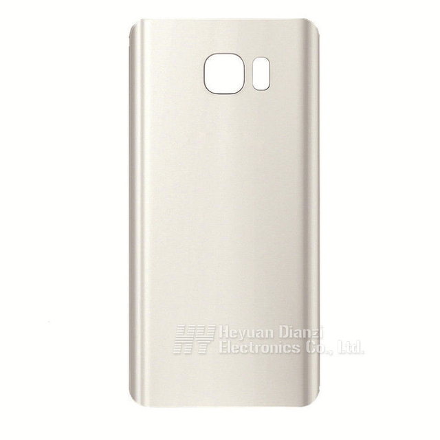 100% original Battery Cover Door Back case For Sumsung GALAXY Note 5 N920f N920a N920p 3 colors freeshipping