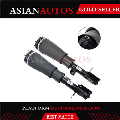 Pair Front Air Suspension Shock Absorber For Land Rover Range Rover III L322 2002 2012 Range Rover Sport LS 2005 2013 RNB501410 Shock Absorber& Struts     - title=