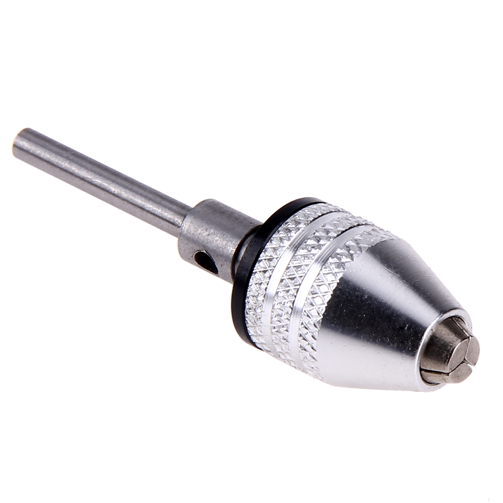 Universal 0.3-3.4mm Chuck Quick Change Adapter Drill Bit Converter Engraving Machine Conversion Chuck 3MM Connecting Shaft