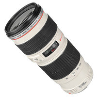 Genuine Canon EF 70 200mm F/4L F4 L USM Telephoto Zoom Lens