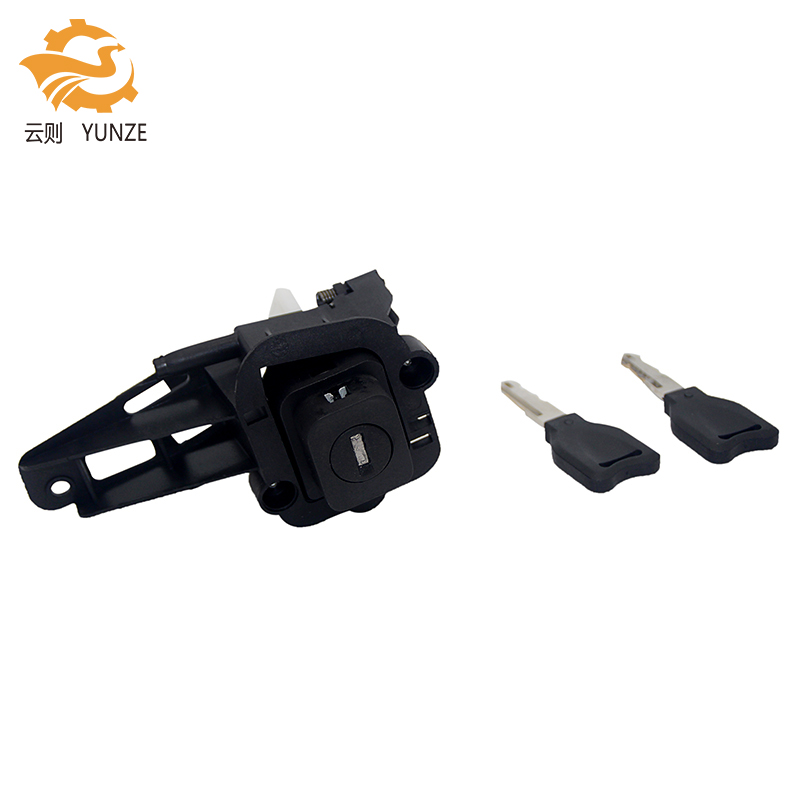 7701471225 TAILGATE BOOT TRUNK REAR CYLINDER LOCK WITH 2 KEYS FOR RENAULT CLIO MK2 II 98-01