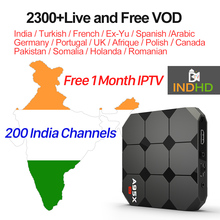 IPTV Italia Portugal IPTV India Pakistan Free 1 Month IPTV Code A95X R2 TV Box Android Box Arabic Turkish IP TV UK Canada IP TV цены онлайн