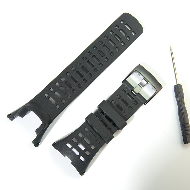 timelee резиновые часы замена ремешок для часов suunto часы амбит 3 пик/2