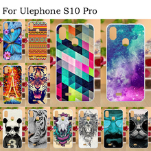 5.7 Soft TPU Case For Ulefone S10 Pro Cases Silicone Full Protective Cover Funda Shell Phone Bumper Bags