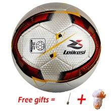 a5064dd5c9 Premier de alta qualidade PU bola de Futebol bola de Futebol Tamanho  oficial 5 Machine-made Superfície da liga dos campeões Bola.