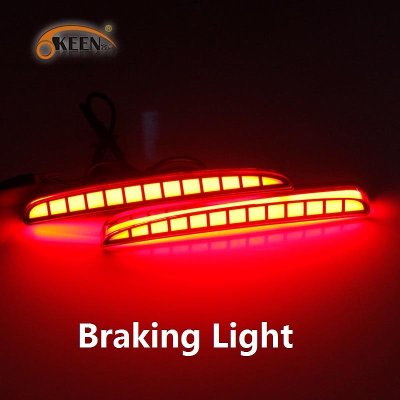 Fits Honda Civic MK6 2.0 Type-R White 12-SMD LED COB Number Plate Light Bulbs