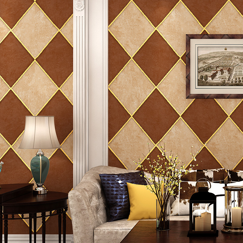 все цены на beibehang Chinese mbossed papel de parede 3D Wall Paper roll living room mural wallpaper for walls 3d Home Decoration wallpapers онлайн