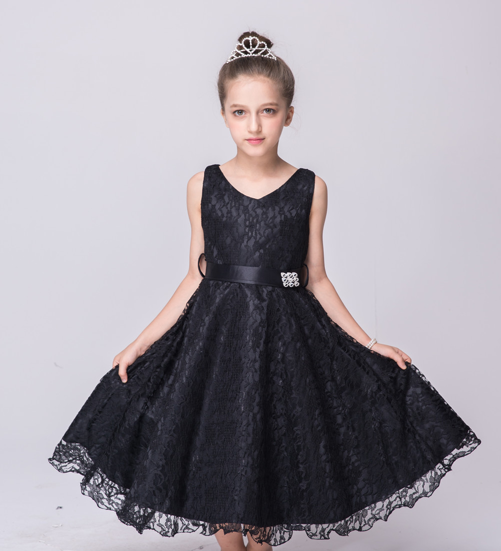 Evening Gown Costume Kids 65