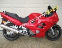Лидер продаж, для Suzuki Katana GSX600F GSX750F 600 750 GSX 600F 03 04 05 06 GSX 750F 2003 2004 2005 2006 Красный мотоцикл обтекатель