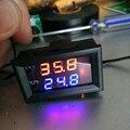 DC 12 V Microordenador Controlador de Temperatura Termostato Electrónico Interruptor Ajustable Digital Pantalla LED Inteligente