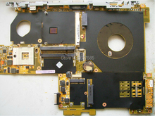 Best Quality For ASUS F8V Laptop Motherboard Mainboard DDR2 Intel Integrated Fully tested all functions Work Good