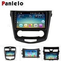 Panlelo для Nissan Qashqai j10 Android Авто Радио 2 din для Nissan Tiida для Teana 4 ядра с Bluetooth WI FI gps радио тюнер