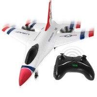 RC Plane 2.4G EPO RTF 3D/6G mode Glider Model Kids Foam Gift Educational Outdoor Hand Interesting Toys