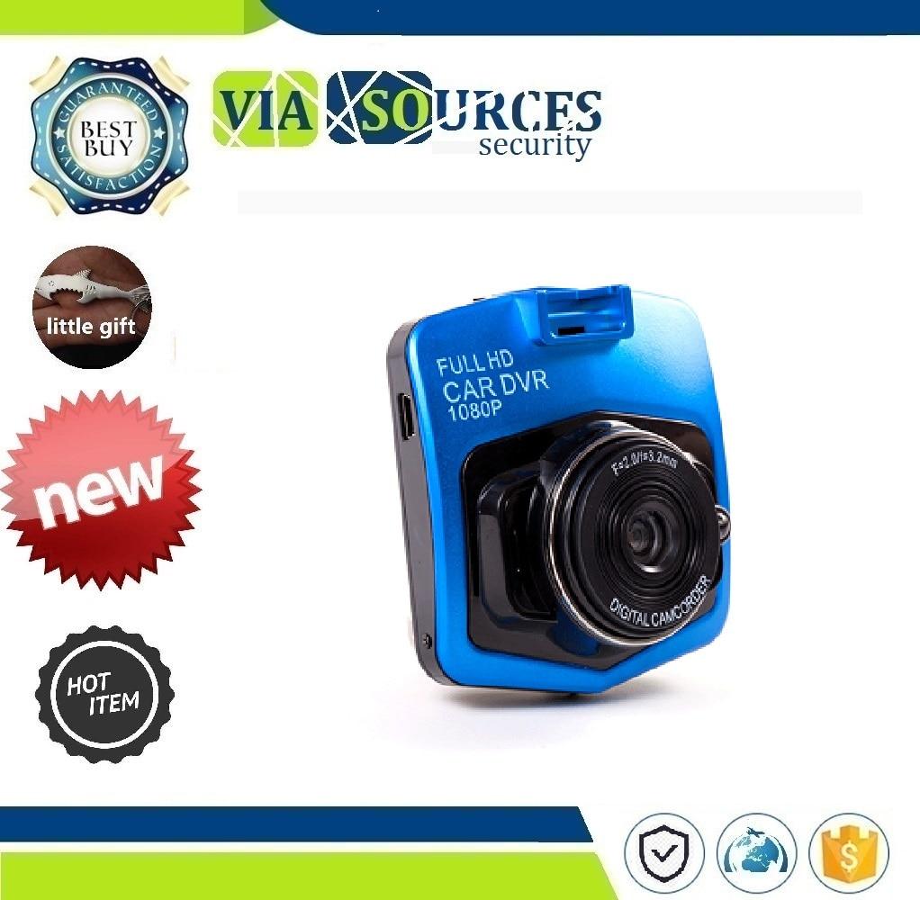 Night Vision Gravity Sensor Motion Detection Dash Camera HDMI Port Mini Camcorders 1080P Full Cars DVR Camera Video Recorder