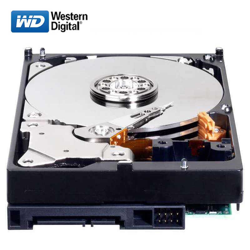 "WD الأرجواني العلامة التجارية 4000GB قرص صلب الداخلية 3.5 ""64 M مخبأ SATA3 HDD 6 جيجابايت/ثانية 5400RPM 4 تيرا بايت HD قرص صلب لأجهزة الكمبيوتر المكتبية"