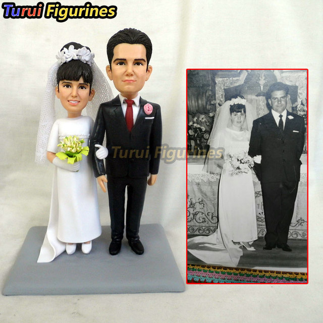 wedding cake topper figure ceramic wedding cake toppers happy anniversary cake topper kissing couple figurine cute cat figurines