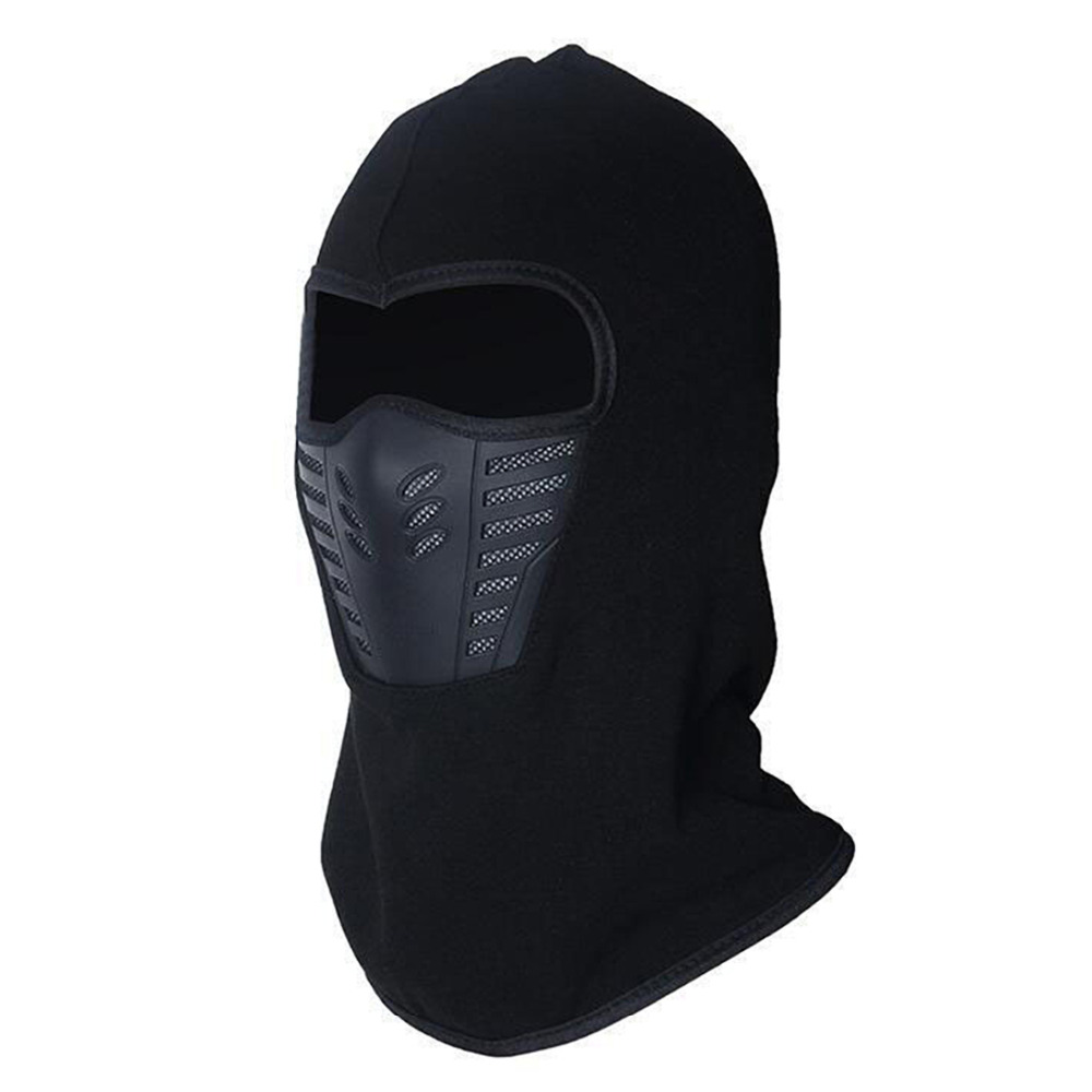 Sports & Entertainment Sports Accessories Logical Wosawe Fleece Thermal Ski Cs Winter Hood Windproof Multifunctional Balaclava Caps Motorcycle Cycling Face Mask