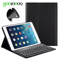 For Ipad Air 2 Air 1 Smart Case Magnetic Matte Leather Stand Cover For Ipad Mini