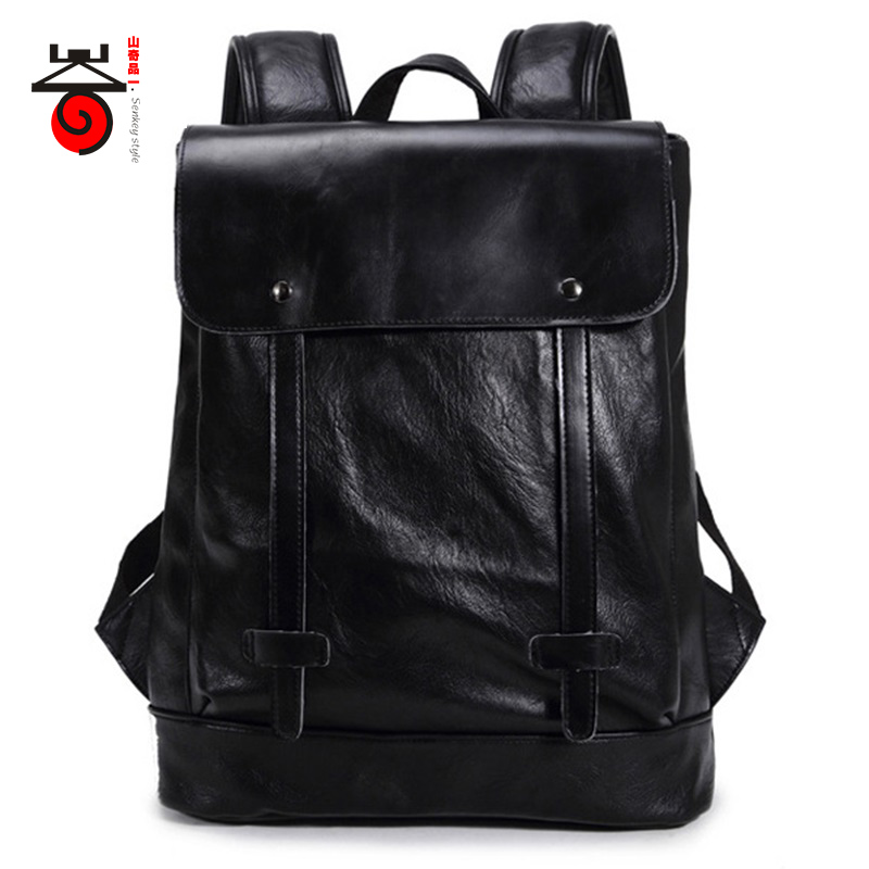 ФОТО Senkey style Casual High Capacity Quality Men Backpacks New Fashion High Grade Designer Backpack Men Schoolbag Travel Laptop Bag