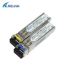 Sfp-Module Bidi WDM Single-Fiber 1G 1310nm/1550nm LC/SC 1000BASE 3km/20km