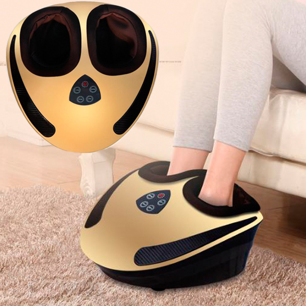 Full Leg and Foot Massage Air Pressure Leg Massage Machine Vending Shiatsu Foot and Air Compression Leg Massager For Sale electric foot massager foot massage machine for health care personal air pressure shiatsu infrared feet massager with heat 50030