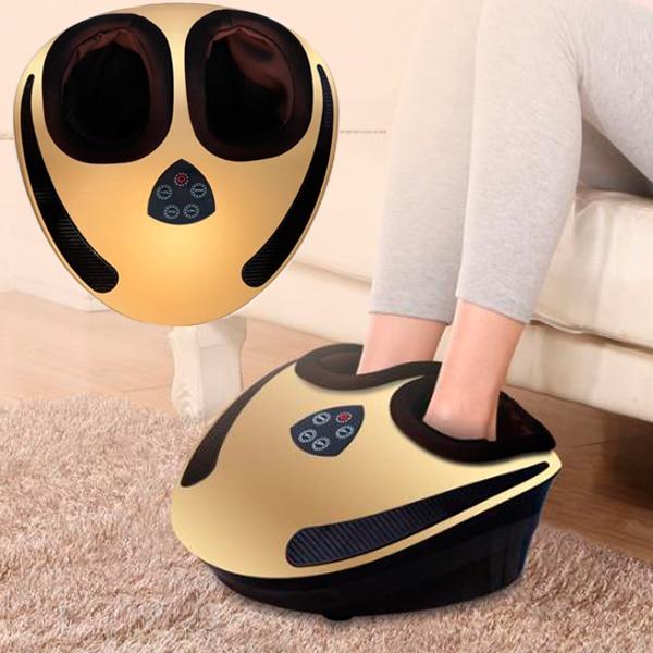 Full Leg and Foot Massage Air Pressure Leg Massage Machine Vending Shiatsu Foot and Air Compression Leg Massager For Sale