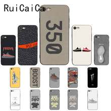 Ruicaica Kanye Omari West BOOST 350 700 V2 fashion Customer Phone Case for iPhone 5 5Sx 6 7 7plus 8 8Plus X XS MAX XR 10 Cover(China)