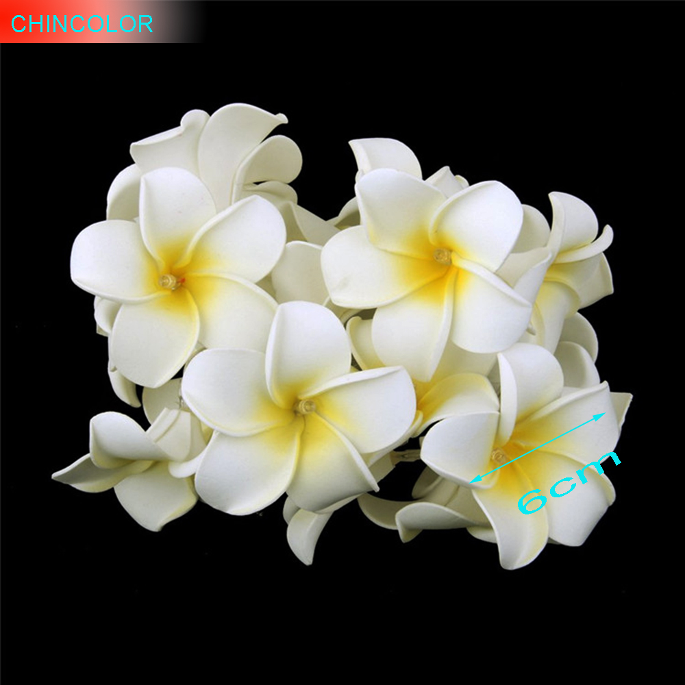 20Leds Holiday light Led Light string Egg Plumeria Flower Warm White Battery Operated Xmas Garland christmas fairy decoration DA