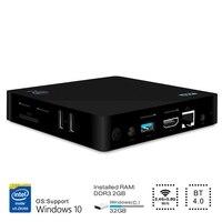 Newest TV Box 2G RAM 32 G ROM Z83II Mini PC Intel Atom X5 Z8350 Quad