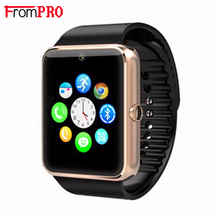 Smart watch gt08 bluetooth smartwatch для ios bluetooth 3.0 соединение для смартфонов android смарт носить лучше, чем gv18 dz09