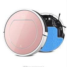 Vente chaude D'origine 2 En 1 V7s Pro Intelligent Robot Aspirateur De Nettoyage Appareils 450 ML Grand Réservoir D'eau Humide propre