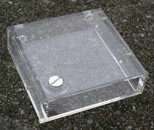 New universal Full transparent optical drive Water tanks acrylic free shipping