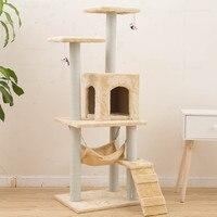 Кошечки для кошек, когтеточки, Когтеточка для кошек, скалолазание, мебель, прыгающие игрушки с лестницей, животные, спальные игры, органайзе