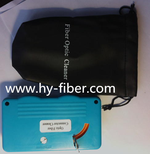 High Quality Fiber Optic Connector Cleaner Cleaner Box Cleaning Casstees for fiber FTTx Tools