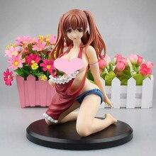 Anime Daiki Kogyo Aikano 2 Cover Illustration Hinata Amagaki Sexy Adult figurine Sexy Figures Collectible Model Toys brinquedos