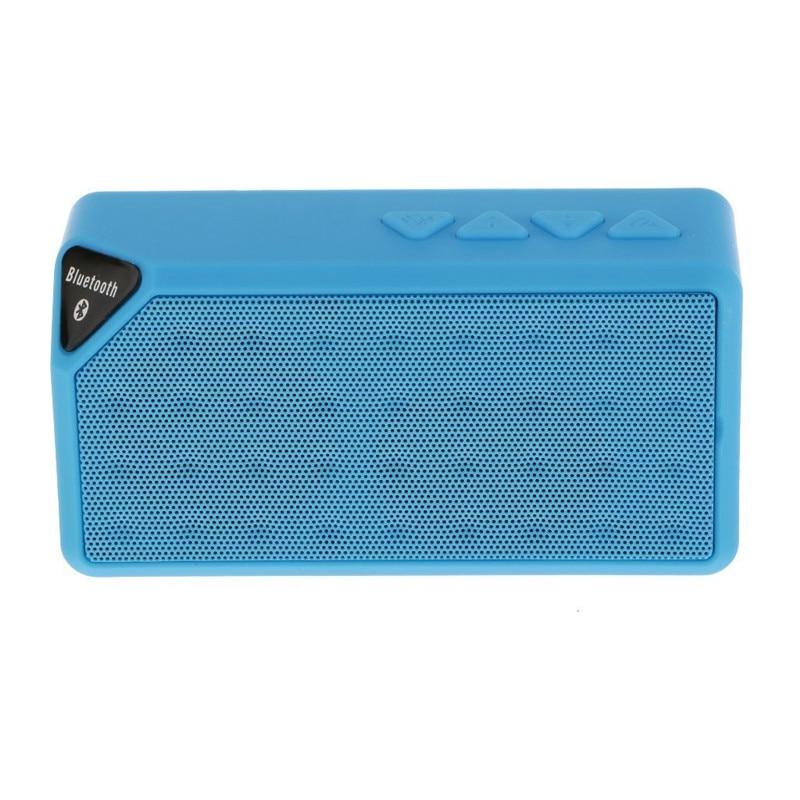 Mini altavoz bluetooth estilo de moda inalámbrico portátil de - Audio y video portátil - foto 4